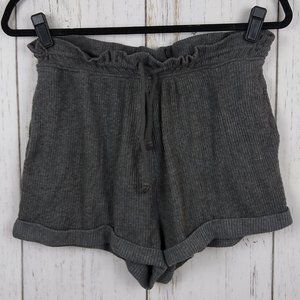Out From Under Soft Ribbed Shorts Medium